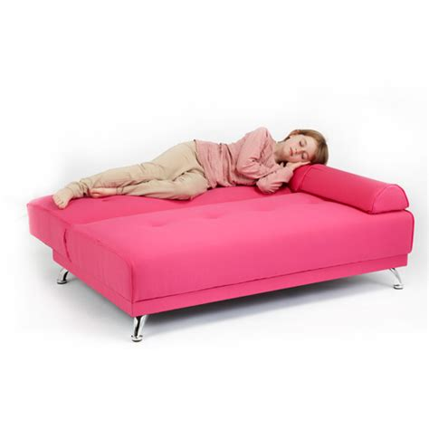 childrens cotton twill clic clac sofa bed with armrests futon sofabed guest