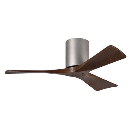irene h 3 blade hugger ceiling fan by matthews fan company ylighting