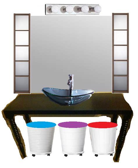 jeanine bathroom vanity dressing table idea