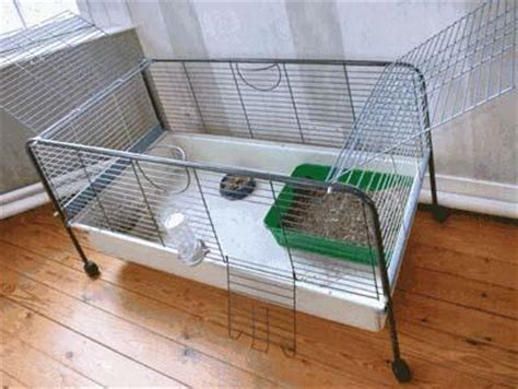gt gt grande cage ou semi libert 233 les 3 petits lapins