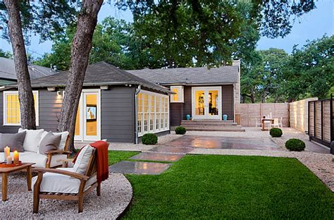 Front Garden Landscaping Ideas I Yard Pertaining To Modern
