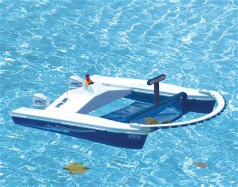 Toy Boat For Pool by Remote Control Toy Boat As Pool Cleaner