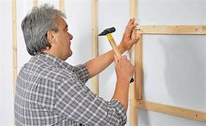 Wandverkleidung Aus Kunststoff : wand renovieren mit einer vorsatzschale wandverkleidung ~ Markanthonyermac.com Haus und Dekorationen
