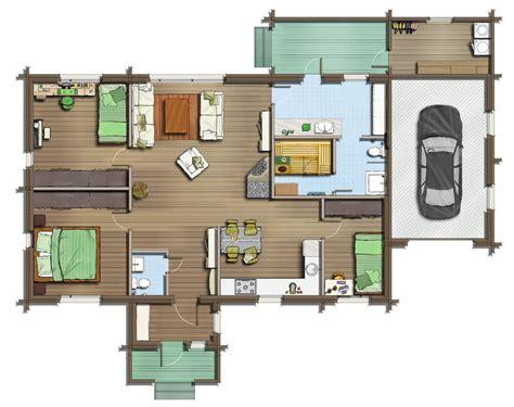 tiny house floor plans small residential unit 3d floor floor plan 2d by talens3d on deviantart