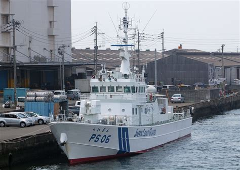 Military Boats For Sale Australia by Japanese Coast Guard S Patrol Boats Hem In Chinese