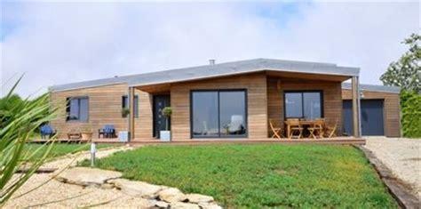 r 233 alisation akabois maison bois plain pied construction