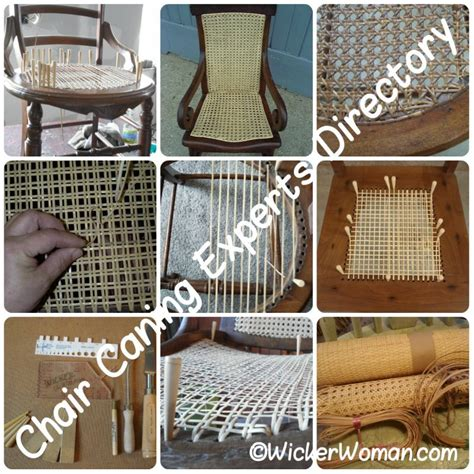 chair caning and seatweaving business directory listings