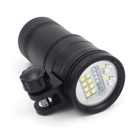 diving torch led 4000 lumens for light gopro buy diving flashlight 5000 lumens diving