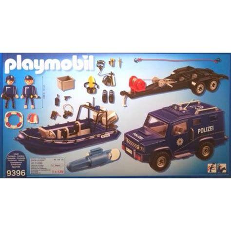 Rubberboot Kopen Goedkoop by Goedkoop Playmobil Politietruck Met Rubberboot 9396
