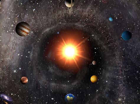 Cartographie Tout L'univers En Une Seule Image Courrier
