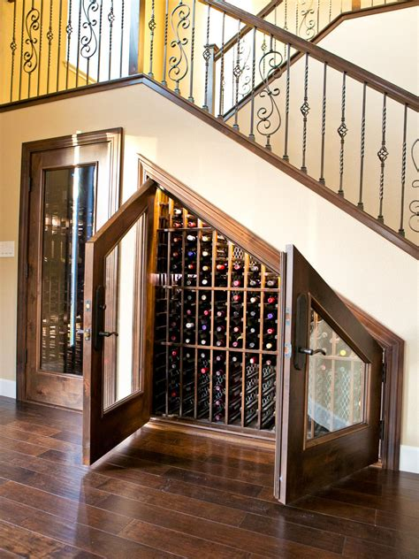 Cheap Sunroom Ideas by Awesome Charmingly Wine Bottle Storage Racks Built Under