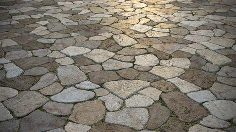 omnitiles exle irregular rock floor vizpark product renderings engine