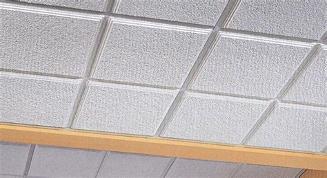 high resolution acoustic drop ceiling tiles 10 suspended