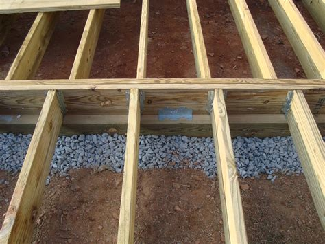Deck Joist Hangers Or Not by Deck Joist Hanger Installation Pictures To Pin On