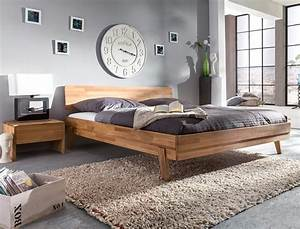 Schlafzimmer Set Massivholz : bett liano nachttisch wildeiche ge lt massivholz holzbett doppelbett wohnbereiche schlafzimmer ~ Markanthonyermac.com Haus und Dekorationen