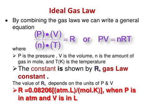 Ideal Gas Law Practice Mccpot