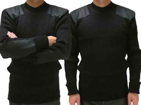 The U.s. Forces Gi Command Sweater (black) Rothco( Rothco