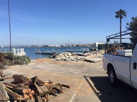 Public Boat Launch Coronado face lift for coronado boat launch dock will be done by