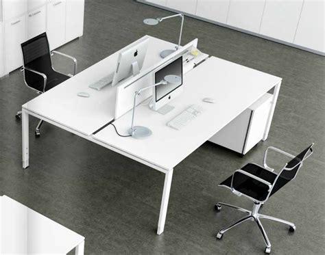 benchs bralco 2 postes sans cloison adopte un bureau