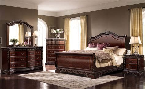 Piece Mcferran Bella Sleigh Bedroom Set