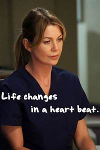 "11 ""Grey's Anatomy"" Quotes That Will Shatter Your Heart ..."