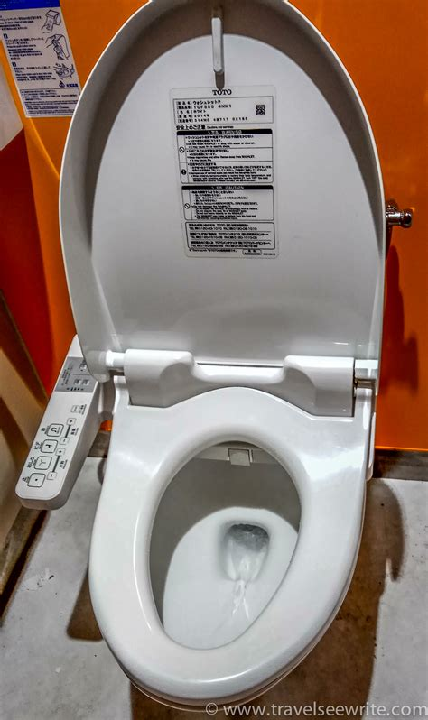 Japan  Land Of The Rising Toilet Seat Travelseewrite
