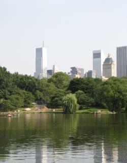 Roeien Central Park by Bezienswaardigheden In New York Citytrip Bestemmingen
