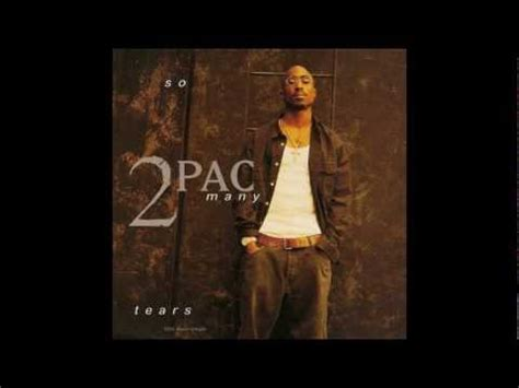 tupac shed so many tears instrumental and song
