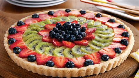 recette tarte aux fruits frais recettes maroc