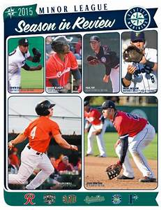 Season review of the Mariners' minor league system in 2015 ...