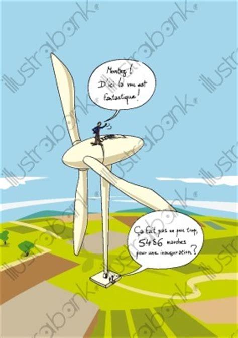inauguration eolienne illustration energies renouvelables libre de droit sur illustrabank