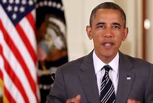 President Obama Gives Republicans a Patriotic Thumb In The Eye
