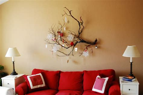 Extravagant Wall Decorating With Simple