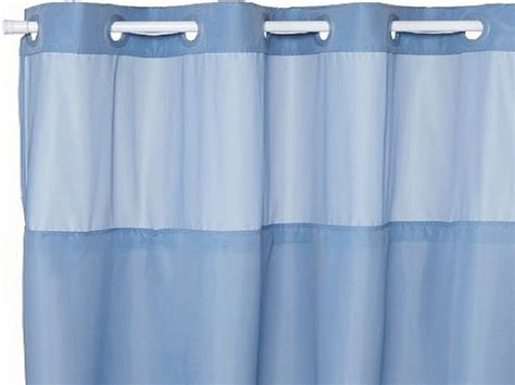 Teal Plastic Shower Curtain Liner