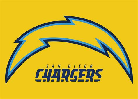 San Diego Chargers Logo, Chargers Symbol Meaning, History