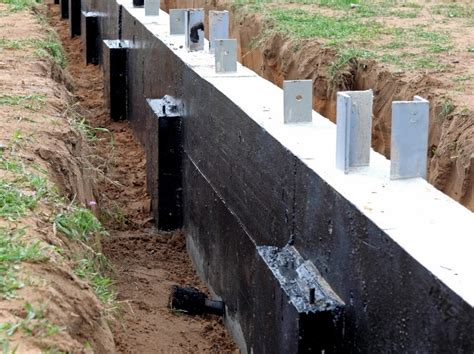 201 tanch 233 it 233 des fondations et des murs enterr 233 s arcafondation etancheite produits d 233 tanch 233 it 233