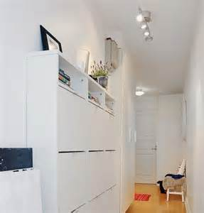 meuble rangement entree couloir