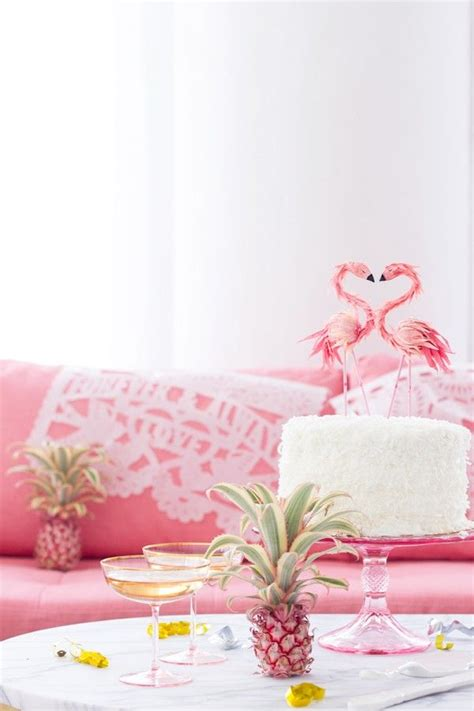 Pink Flamingo Home Decorating Archives  Damask & Dentelle