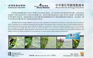 Chinese Medicine Digital Projects