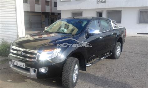 ford ranger occasion maroc annonces voitures