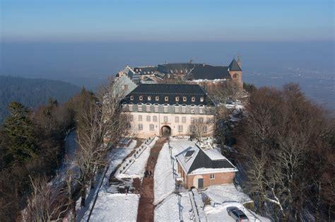 mont sainte odile drone images alsace
