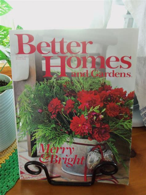 Better Homes And Gardens Decorating better homes and gardens december 2007 back