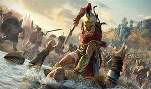 How Greek Mythology Fits Into Assassins Creed Lore in AC ...