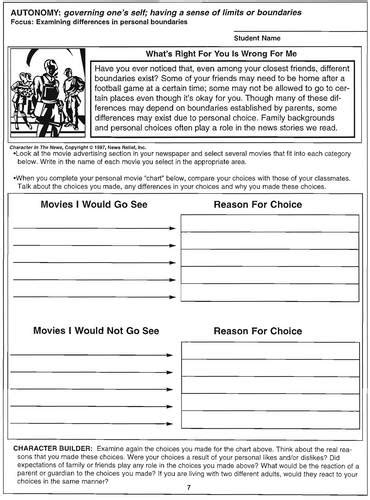 9 Best Images Of Setting Personal Boundaries Worksheets  Healthy Relationship Boundaries