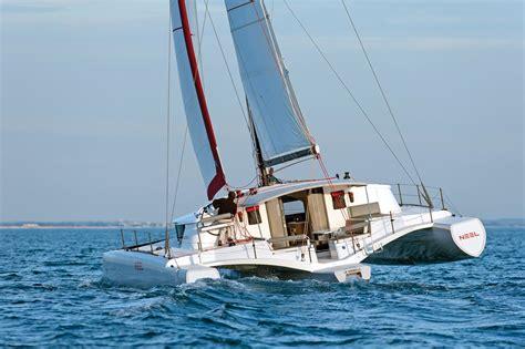Catamaran For Sale Gran Canaria by A Trimaran Takes The Arc Sail Magazine