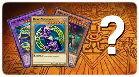 understanding deck types in yu gi oh ygoprodeck