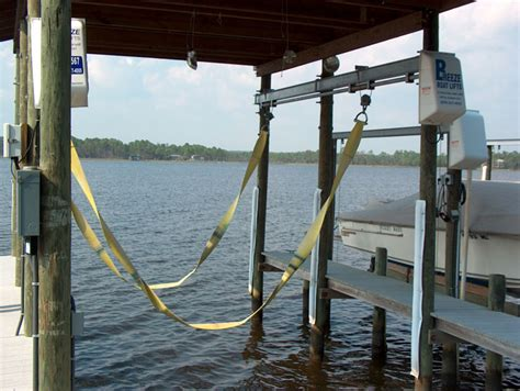 Boat Lift Strap by Dinghy Lifts Details Bodole