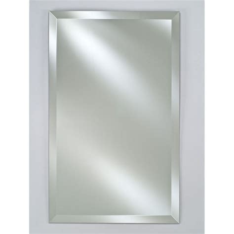 medicine cabinets afina basix frameless bathroom