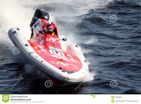 Dream Boat Race by Speed Boat Race Editorial Stock Photo Image 15302068