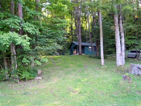 allegany state park cabins with bathrooms page 2